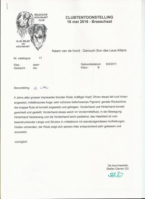 scan Resultaat clubmatch Garouch 2016