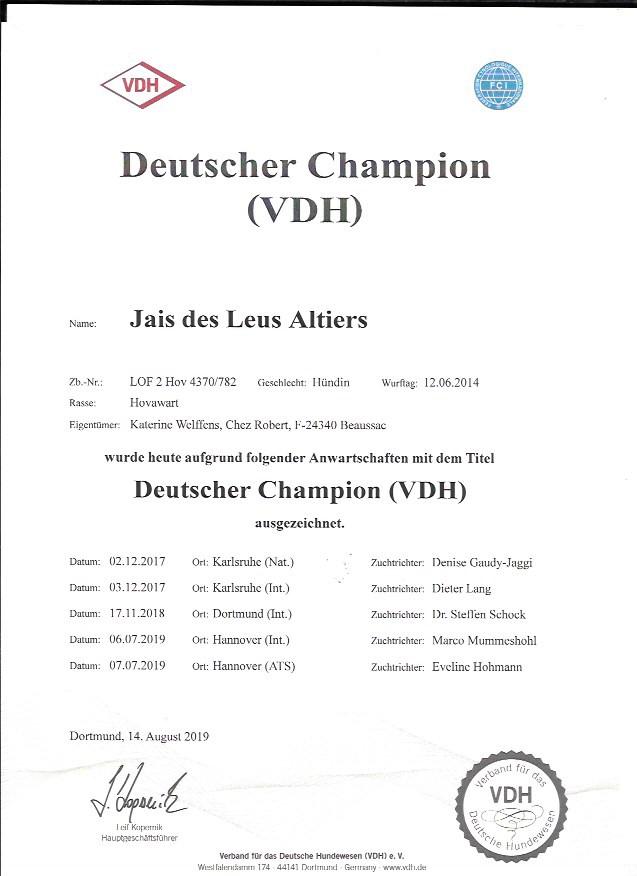 DT-VDH-CH Dilpome